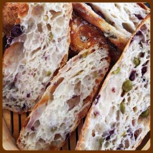 Baguettes de Azeitonas
